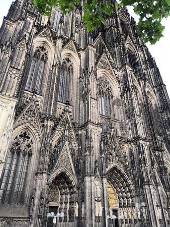 Kölner Dom: Front