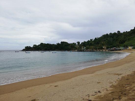 Parlatuvier Beach