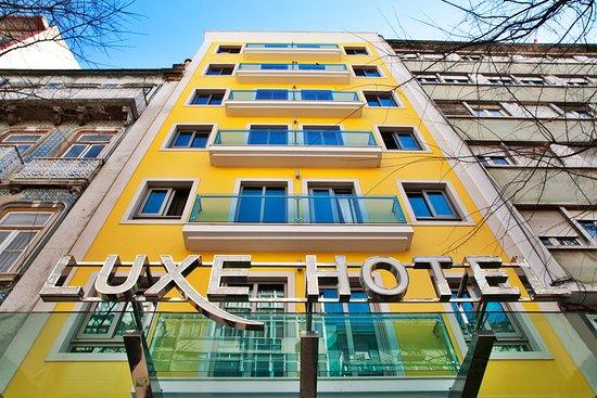 TURIM Luxe Hotel, hôtels à Lisbonne