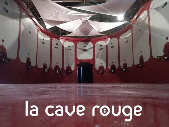 La Cave Rouge, Live Escape Game