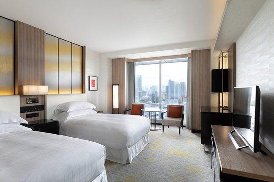 Sheraton Miyako Hotel Tokyo: Guest room