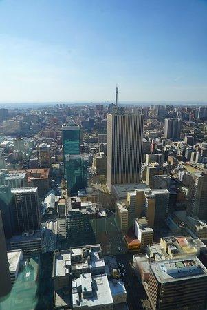 Greater Johannesburg, Sudafrica: Top of Africa - Carlton Tower