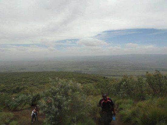Maai Mahiu, كينيا: hiking