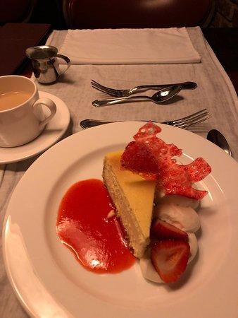 Harry Waugh Dessert Room at Bern's Steak House: Delicious
