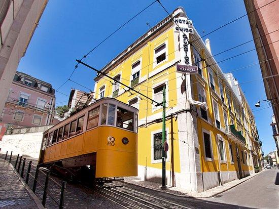 Turim Restauradores Hotel, hôtels à Lisbonne
