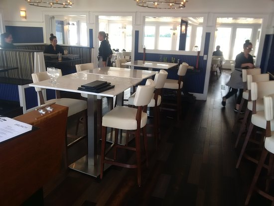 Bemus Point, NY: Main dining room