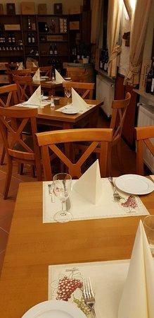 Muhlheim am Main, Tyskland: Ristorante Italiano Adria