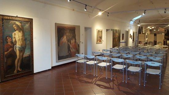 Чезена, Италия: Pinacoteca comunale di Cesena