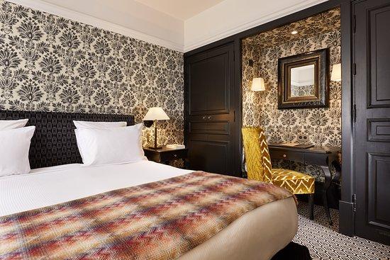 Le Pavillon de la Reine, hôtels à Paris