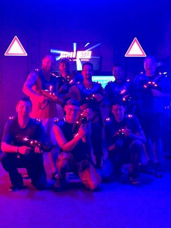 Action 500 Dorval Laser Tag