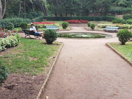 Parque del Laberinto de Horta: 20180907_184150_large.jpg