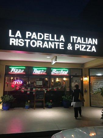 La Padella Italian Ristorante Delray Beach Restaurant