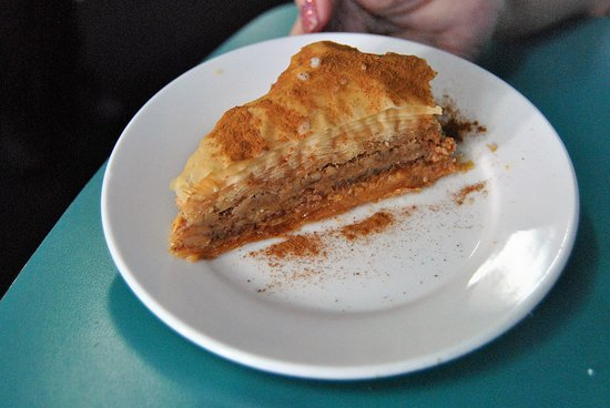 Winter Springs, FL: and the traditional Baklava