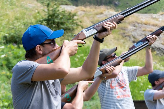 Clay Shoot Zermatt