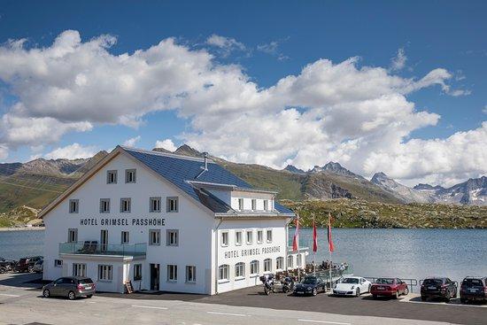 Oberwald, Ελβετία: Aussenansicht