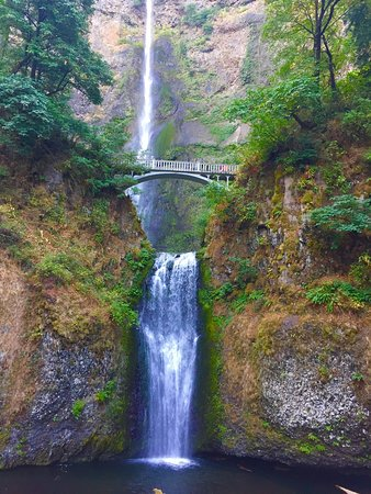 Multnomah Falls: Falls