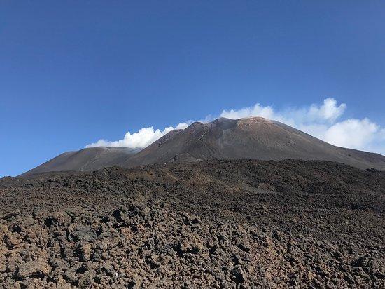 Viagrande, Ιταλία: View of Mount Etna