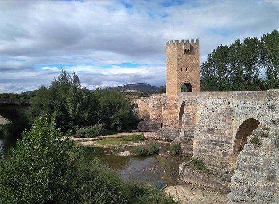 Frias, Spain: En un bello entorno