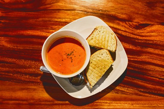 Peace Arch City Cafe: All Sandwiches served with Soup, Salad, Fries or Chips