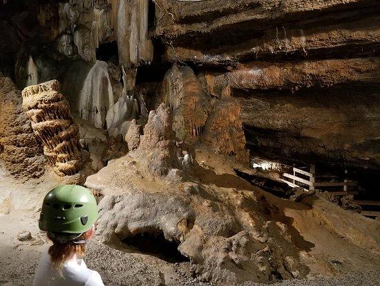 Riverton, Δυτική Βιρτζίνια: Seneca Caverns
