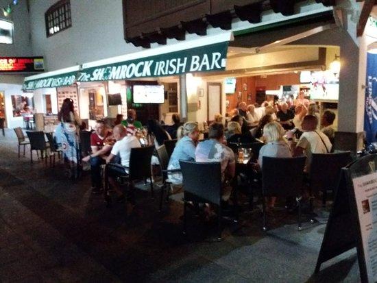 imagen The Shamrock Irish Bar en Tías