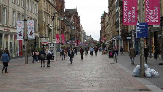 Buchanan Street Photo