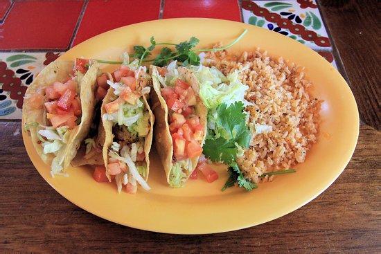 La Nueva Casita Cafe - Cheeseless Beef Tacos - July 2018