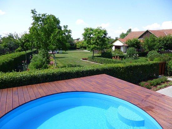 Tiszaderzs, Hongarije: relaxation pool