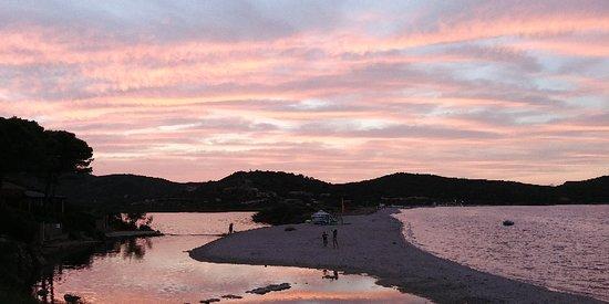 Porto Taverna, Италия: Tavernetta Beach