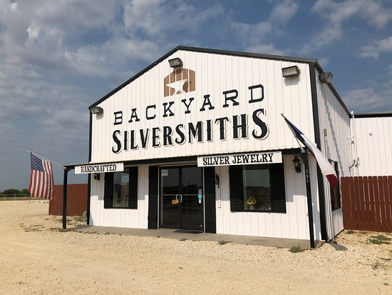 Backyard Silversmiths