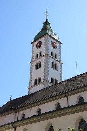 Wangen, Germany: Kirche St. Martin