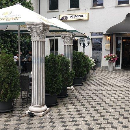 Heusenstamm, Alemanha: Restaurant Akropolis