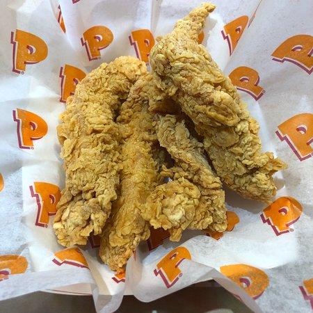 all photos 2 - Popeyes Louisiana Kitchen Spicy Chicken Breast
