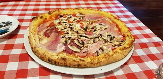 Inowroclaw, Pologne : Pizza