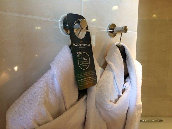 Peignoirs de bain