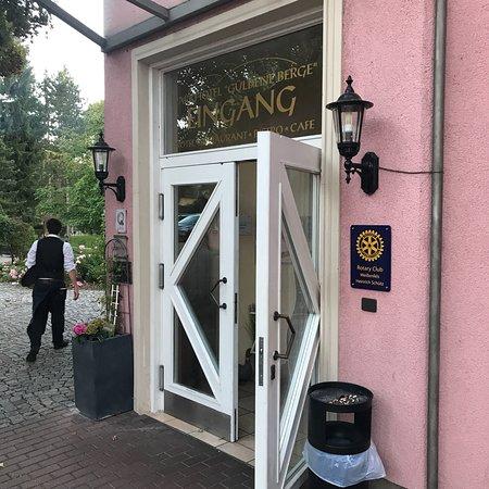 Hotel Guldene Berge Weissenfels Restaurant Bewertungen
