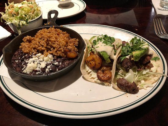 Daily Grill: Surf and turf tacos