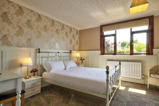 Wheddon Cross, UK: Wordsworth - Kingsize Room with Ensuite Bath/Shower Room