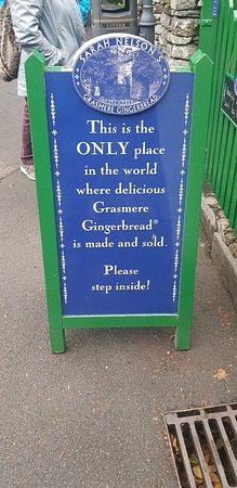写真The Grasmere Gingerbread Shop枚