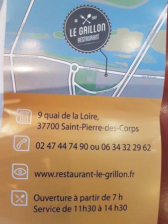 Saint Pierre des Corps, Frankreich: Le Grillon