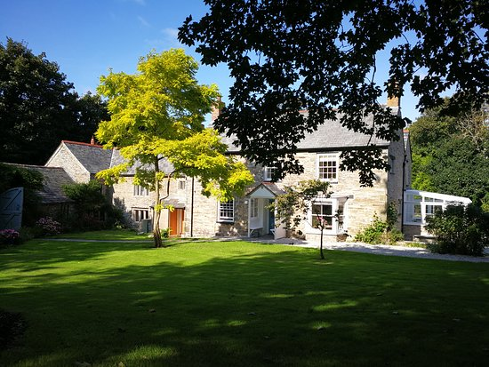 The Old Vicarage Boutique Bed and Breakfast