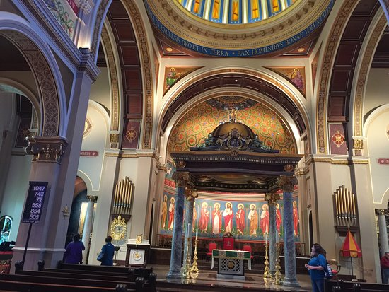 Saint Anthony Cathedral Basilica