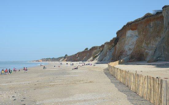 Penestin, France: la spiaggia