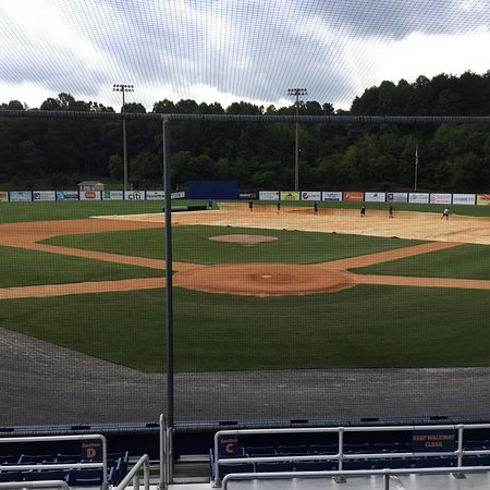 Kingsport, TN: Hunter Wright Stadium