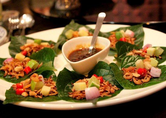 Eat Thai Restaurant: Our delightful starter