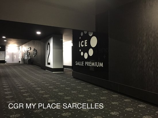 CGR Sarcelles My Place