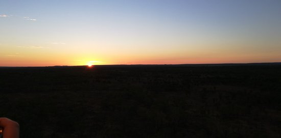 Outback Ballooning Picture