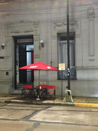 Villaguay, Argentyna: Entrada al Restaurante...