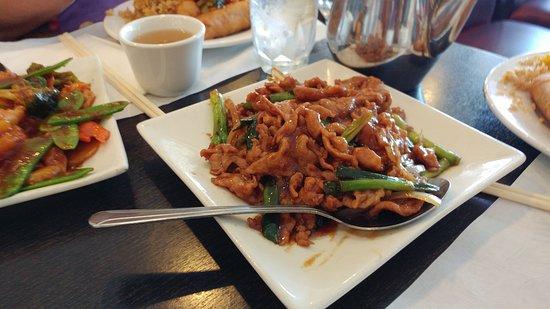 South Pasadena, Калифорния: Mongolian pork