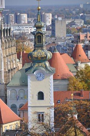 Lotrščak Tower: di giorno panorami perfetti